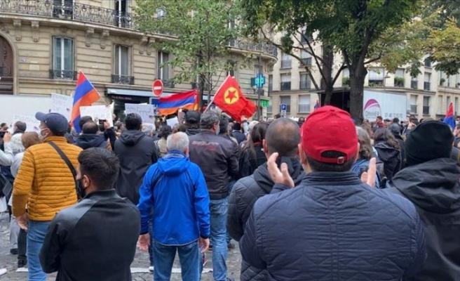 Azerbaycan'dan Dağlık Karabağ'da Fransız vatandaşları tarafından işlenen savaş suçları için suç duyurusu