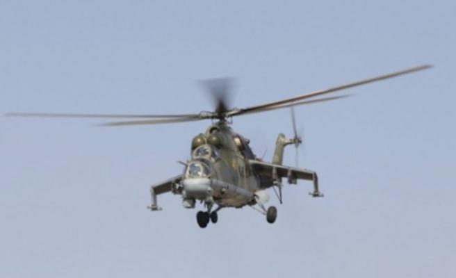 Azerbaycan, Rus helikopterinin yanlışlıkla düşürüldüğünü açıkladı