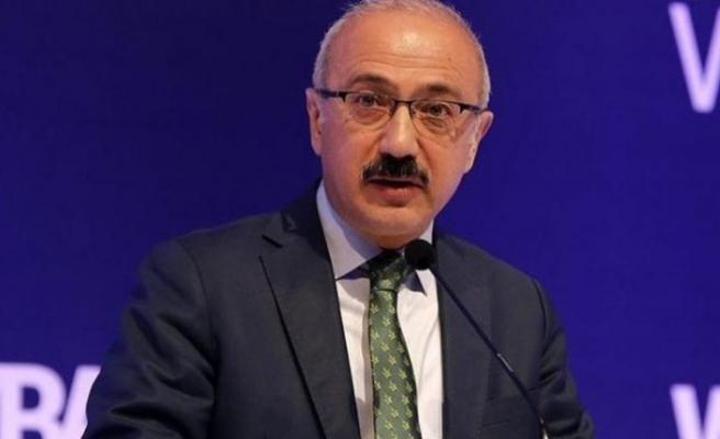 Cumhurbaşkanı Kararı ile Hazine ve Maliye Bakanlığı görevine Lütfi Elvan atandı