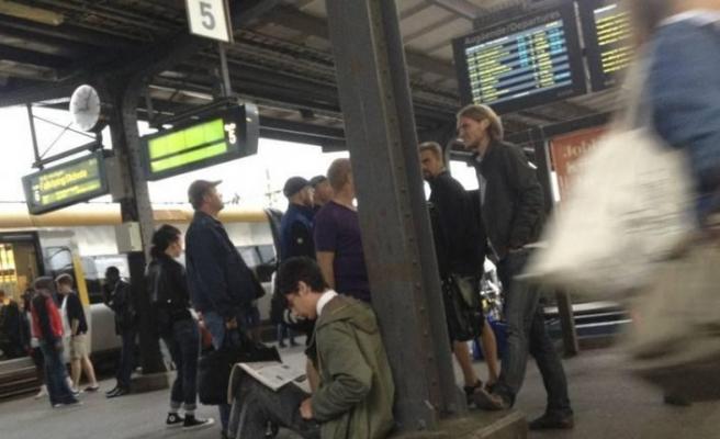 Göteborg-Stockholm tren trafiği gaz kaçağı nedeniyle durdu