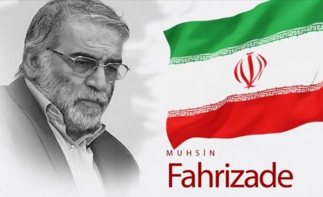 İsrailli yetkili: Fahrizade'nin öldürülmesinden dolayı dünya İsrail'e teşekkür etmeli