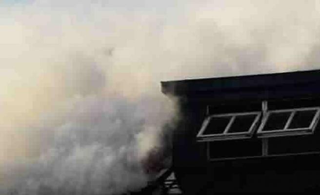 İsveç'te büyük yangın: En az iki kişi hastaneye kaldırıldı