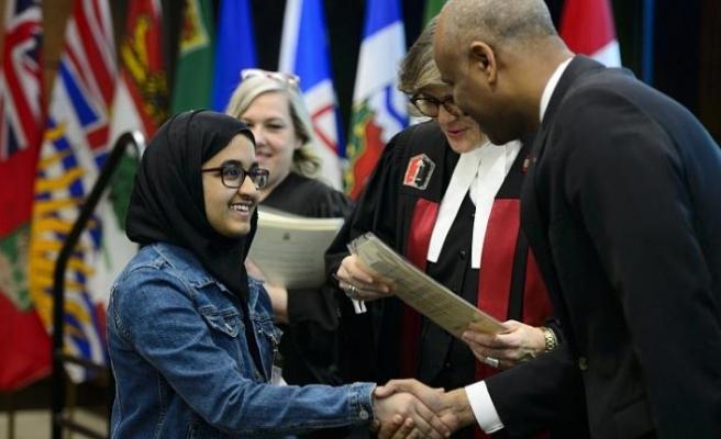 Kanada gelecek üç yılda bir milyondan fazla göçmen kabul edecek