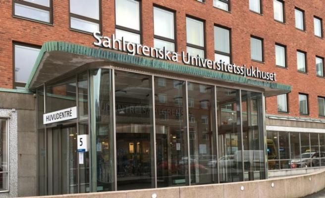 Sahlgrenska Hastanesi, artan covid-19 ağır hasta vakaları nedeniyle özel bölümü yeniden açtı