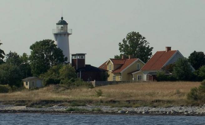 Skåne'de bir uçak havadan 30 kilo uyuşturucu attı