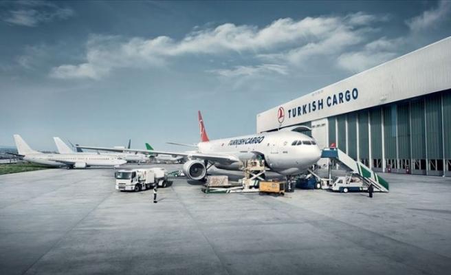 Turkish Cargo Avrupa'nın en iyi hava kargo markası seçildi