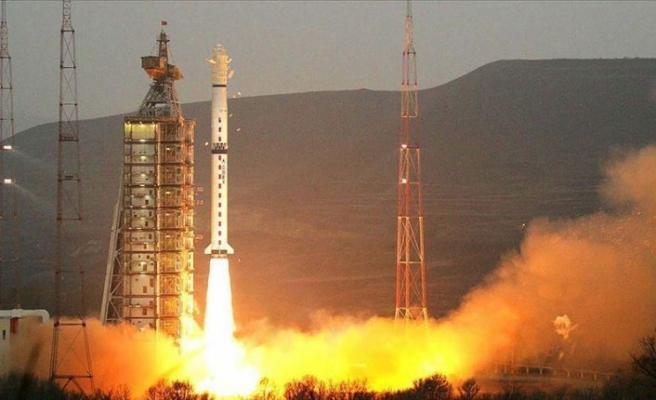 Uzaya fırlatılan uydu 8 dakika sonra kayboldu