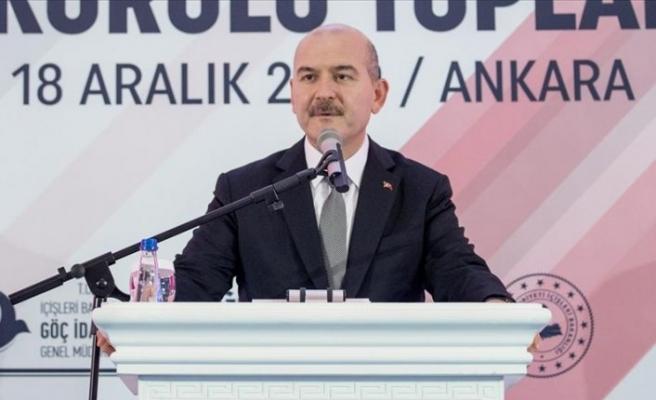 2020'de Türkiye'nin yakaladığı düzensiz göçmen sayısı şu ana kadar 100 bini aştı