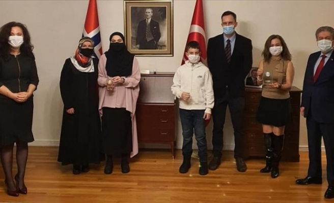 2020 Norveç Türk Dernekleri Federasyonu Ödülleri sahiplerini buldu
