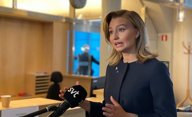 Ebba Bucsh'tan hükümete sert eleştiri: Aksi halde istifa etmesi gerekiyor