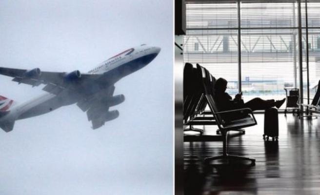 İngiltere - İsveç arasında yasaklı uçuş krizi