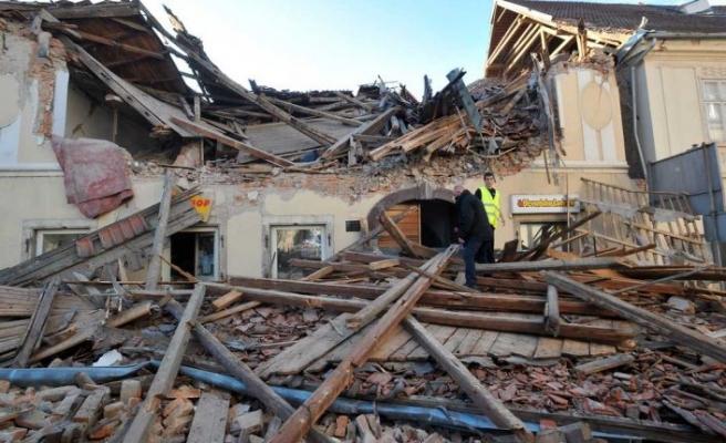 İsveç'ten depremle sarsılan Hırvatistan'a insani yardım
