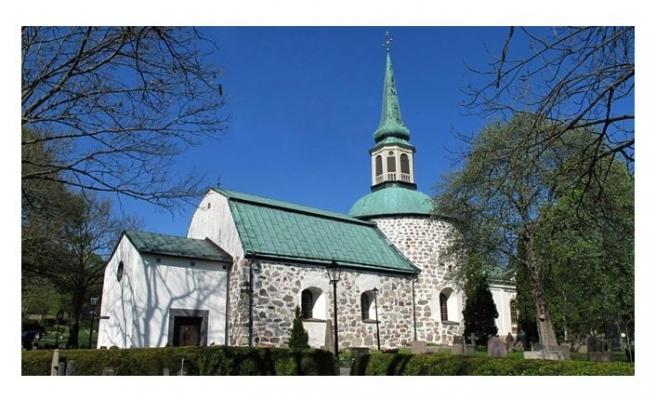 İsveç'te yarım tonluk kilise çanı kayboldu