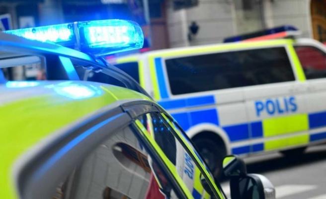 Stockholm'ün merkezinde cinayet girişimi