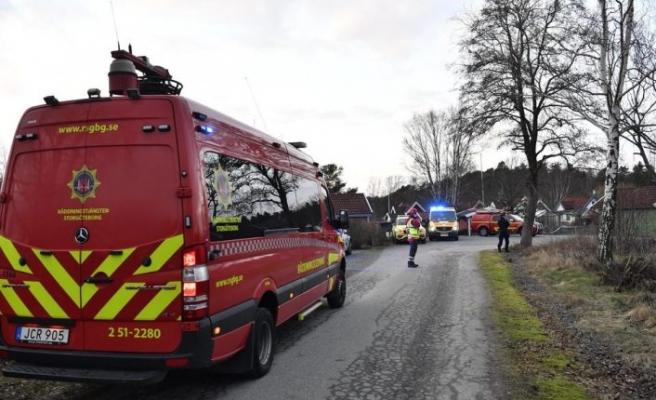 Göteborg'daki patlamada ağır yaralanan kişi yaşamını yitirdi