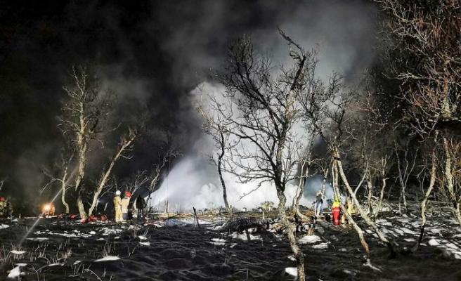 Kır evinde çıkan korkunç yangın iki can aldı: 3 kişi hala kayıp
