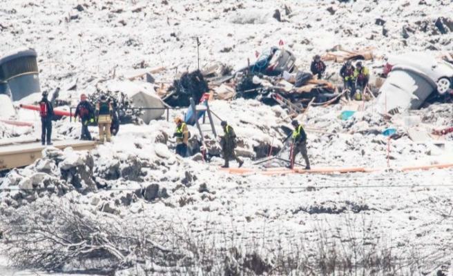 Norveç: Heyelan altında kalanları kurtarma umudu kalmadı