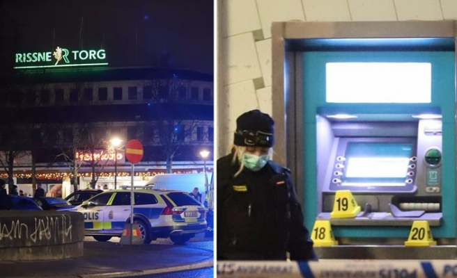 Rissne'de bir kişi ATM'den para çekerken öldürüldü