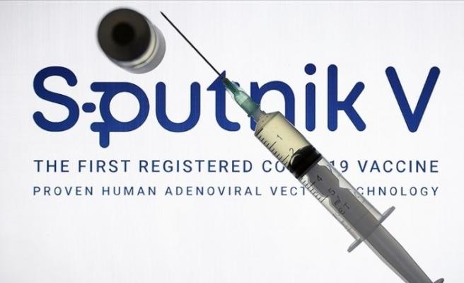 Rusya'da aşı yapılan kişi sayısı 800 bini geçti