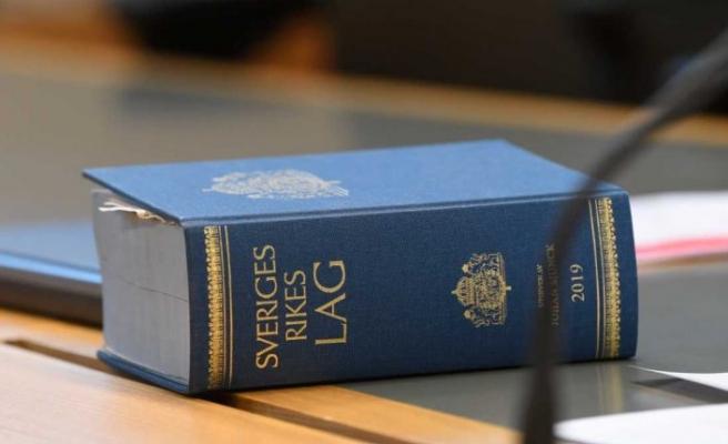 Stockholm'de çocuklara cinsel taciz ve istismara 2 yıl 6 ay hapis