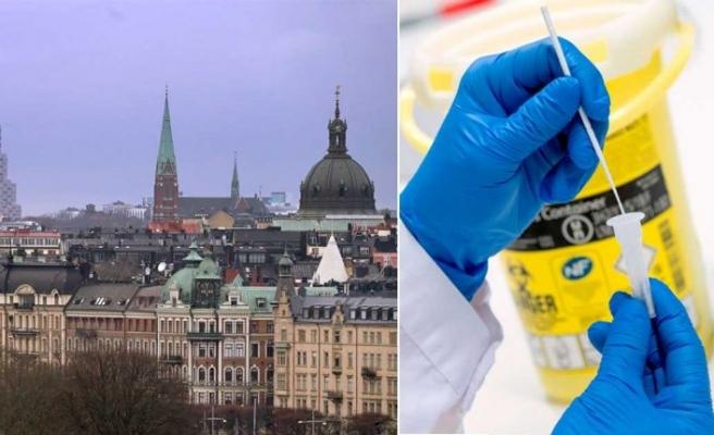 Stockholm'de yeni virüs mutasyonu vakaları tespit edildiği açıklandı