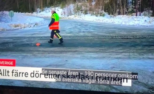 Trafik kazalarında dünya en az ölüm İsveç'te meydana geldi