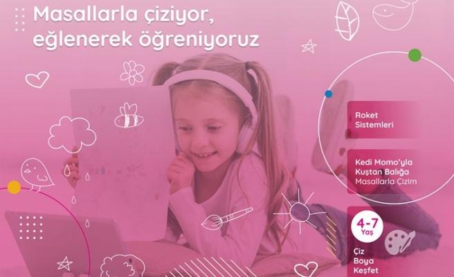"""""""YTB Çocuk Akademisi"""" Eğitimleri Yoğun İstek Üzerine Tekrar Başlıyor"""