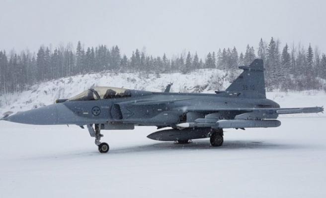 İsveç'ten 'Gripen' savaş uçağı hamlesi