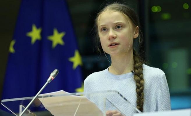 Polis İsveçli iklim aktivisti Thunberg hakkında suç duyurusunda bulundu