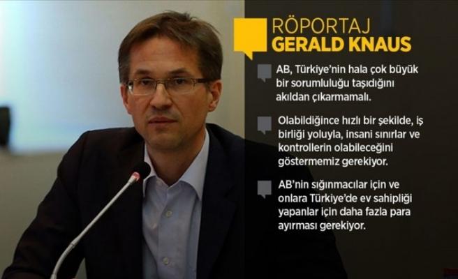 AB ve Türkiye yenilenmiş bir mutabakatla mülteciler konusunda dünyaya örnek olmalı