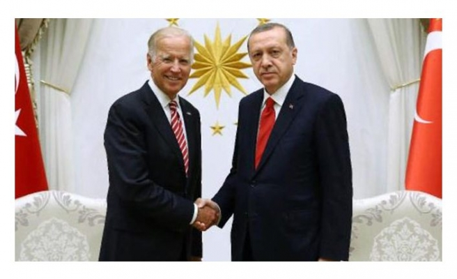 ABD Başkanı Biden'dan, Cumhurbaşkanı Erdoğan'a davet mektubu