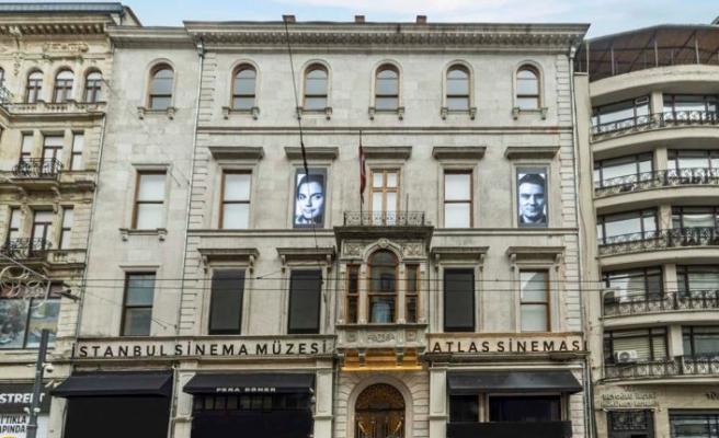 İstanbul'un Yeni Yıldızları Atlas Sineması ve Sinema Müzesi misafirlerini bekliyor