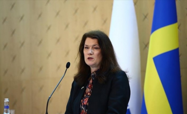 İsveç Dışişleri Bakanı Ann Linde: Türkiye ile diyaloğu sürdürmeliyiz