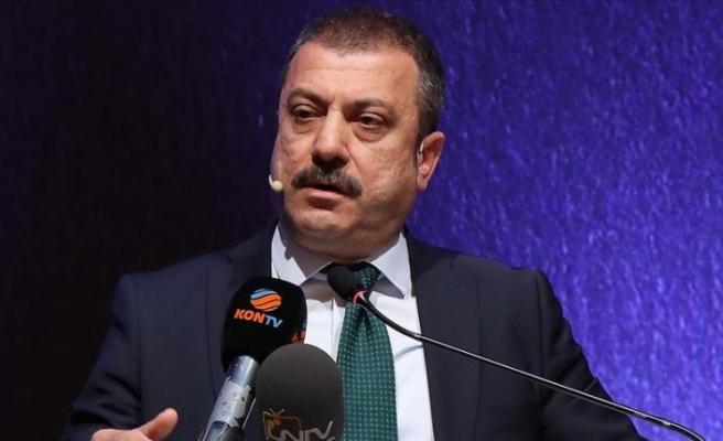 Merkez Bankası yeni Başkanı Kavcıoğlu'ndan ilk açıklama