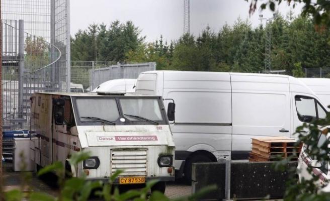Üç İsveçli Danimarka'da soygundan hüküm giydi