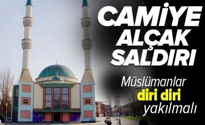 """""""Müslümanlar diri diri yakılmalıdır"""" yazılı tehdit mektubu gönderildi"""