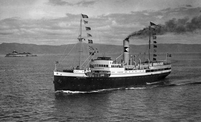 Nazilerin kaçırdığı Norveç gemisi 81 yıl sonra bulundu