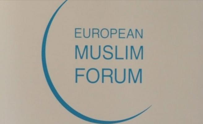 Avrupa Müslüman Forumu, İsrail'in Mescid-i Aksa saldırılarına tepki gösterdi