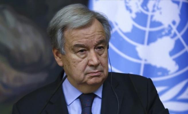 BM Genel Sekreteri Guterres: Yeryüzünde bir cehennem varsa o da Gazze'deki çocukların hayatlarıdır