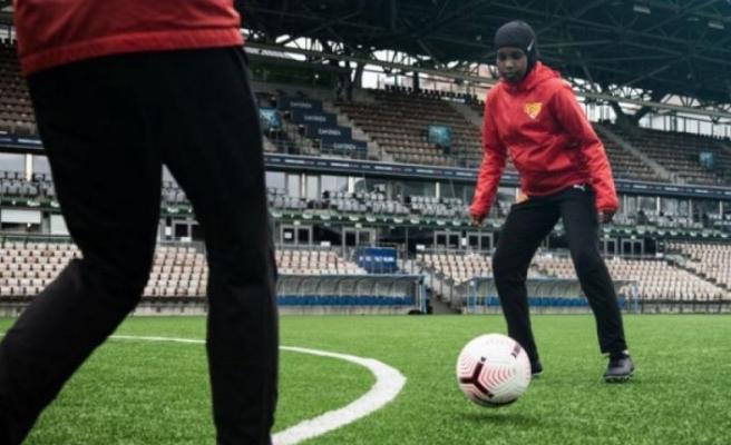 Finlyandiya futbol assotsiatsiyasidan hijob uchun bepul taklif