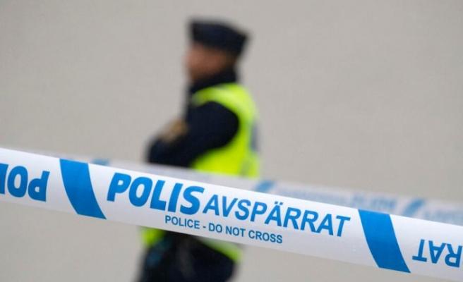 Hörby'de bir kişi suda ölü bulundu