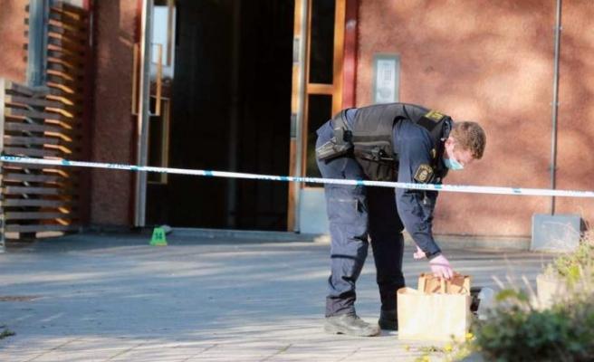 Stockholm'da bir cinayet daha!