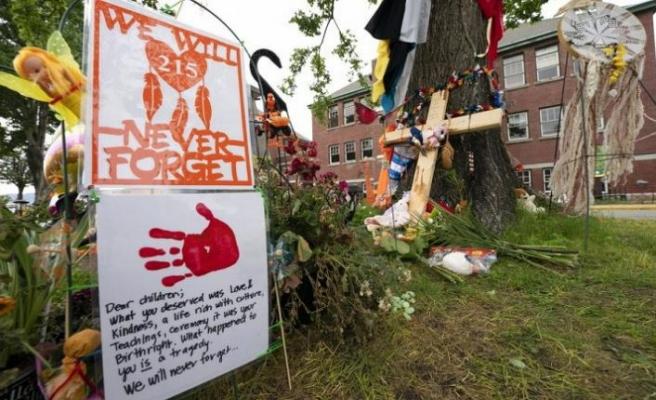Kanada'da ikinci toplu mezar şoku, yatılı okulda yüzlerce isimsiz insan kalıntısı bulundu
