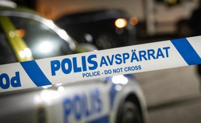 Stockholm'de bir kişi ölü bulundu