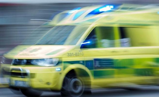 Stockholm'de hırsızlık olayı araştırılırken, suda hareketsiz bulunan kişi hayatını kaybetti
