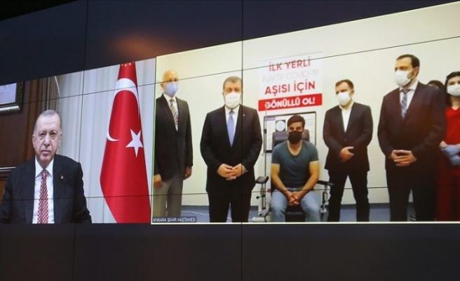 Türkiye'nin Covid-19'a karşı geliştirdiği yerli aşının adı açıklandı