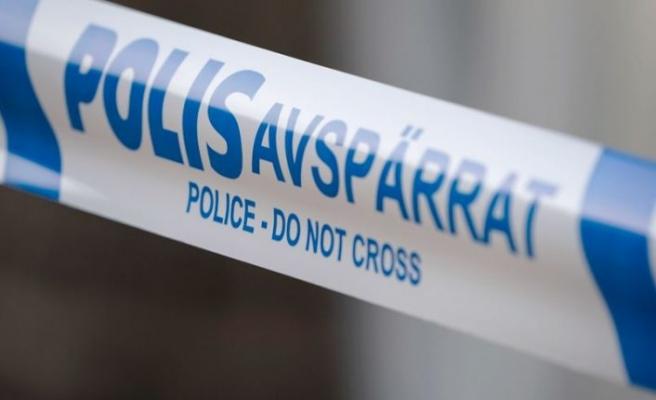 Varberg'de bir kişi ölü bulundu
