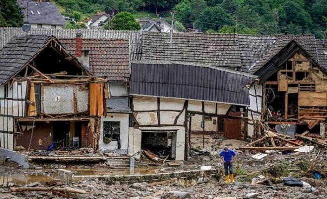 Batı Avrupa'da yaşanan sel felaketleri iklim krizinin bir sonucu mu?