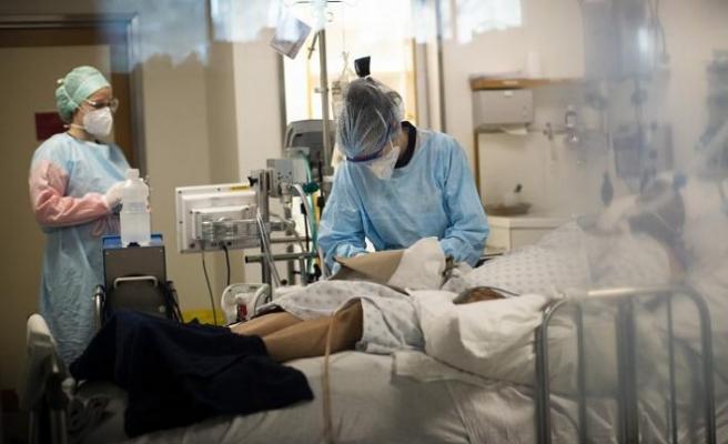 Covid-19 nedeniyle hayatını kaybeden hastanın iki farklı varyanta yakalandığı ortaya çıktı