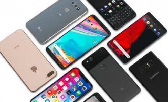 İkinci çeyrekte en çok akıllı telefon satan markalar belli oldu